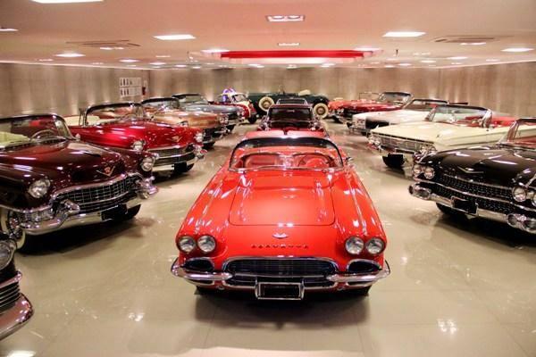 Como funciona o seguro auto para carros de coleção