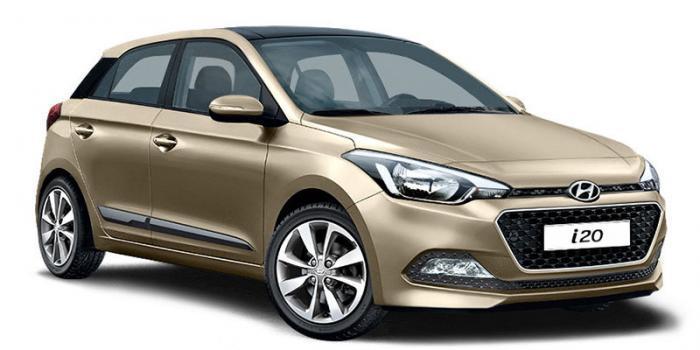 Preço médio do seguro do Hyundai i20