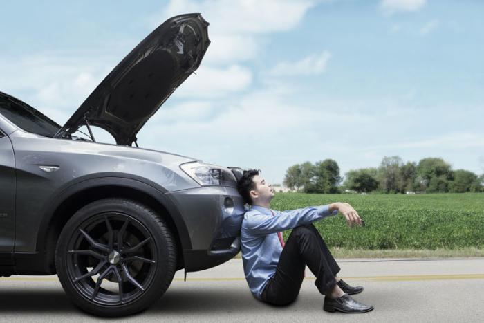 Posso usar o seguro para pane seca do veículo?