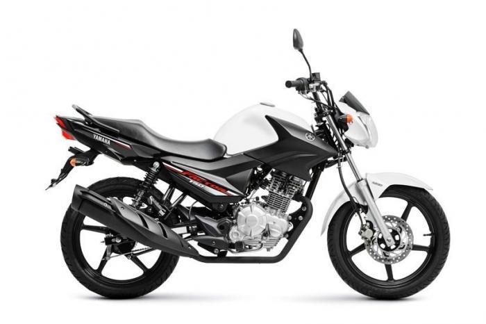 Preço médio do seguro da Yamaha YBR 150