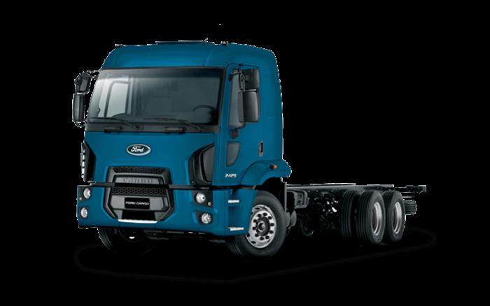 Preço médio do seguro do Cargo 2429