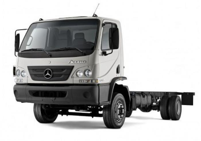 Preço médio do seguro do Mercedes-Benz Accelo 1016