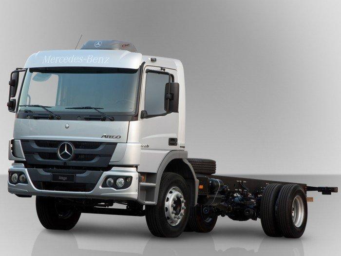 Preço médio do seguro do Mercedes-Benz Atego 2426