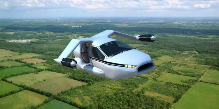 Carros voadores deixam de ser ficção e se tornam realidade