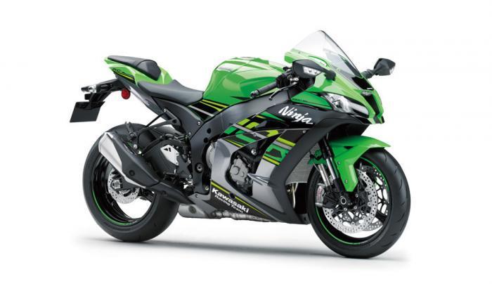 Preço médio do seguro da Kawasaki Ninja ZX-10
