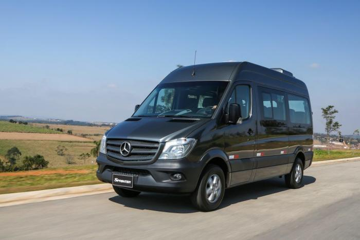 Preço médio do seguro da Mercedes-Benz Sprinter 415