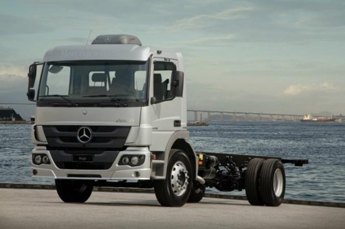 Preço médio do seguro do Mercedes-Benz Atego 1719
