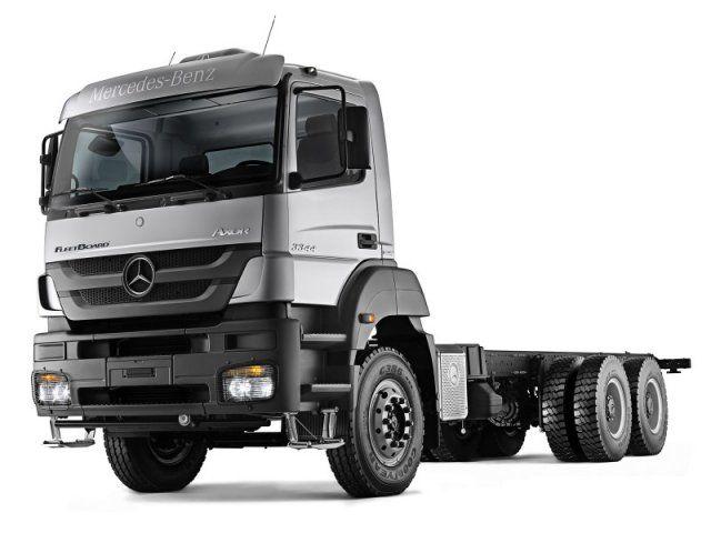 Preço médio do seguro do Mercedes-Benz Axor 3344