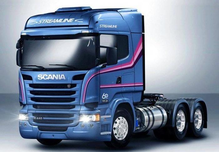 Preço médio do seguro do Scania G 440
