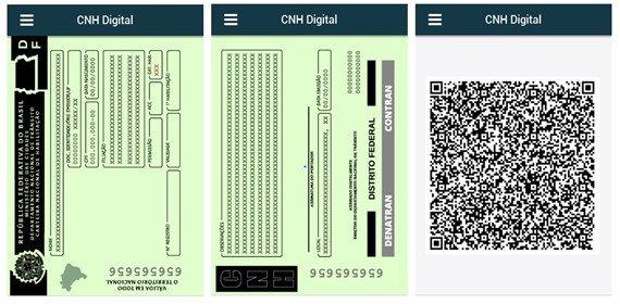 Começa valer em Brasília o documento digital de veículos