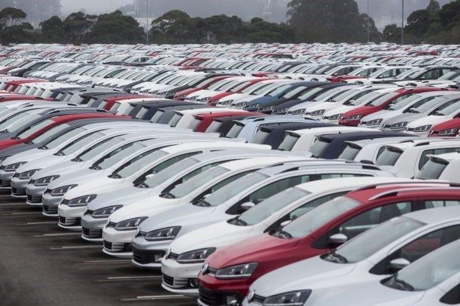 Saiba como a venda de carros aumentou em 2018